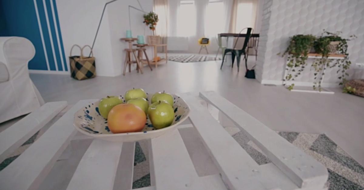 Lighten Up Your Living Space