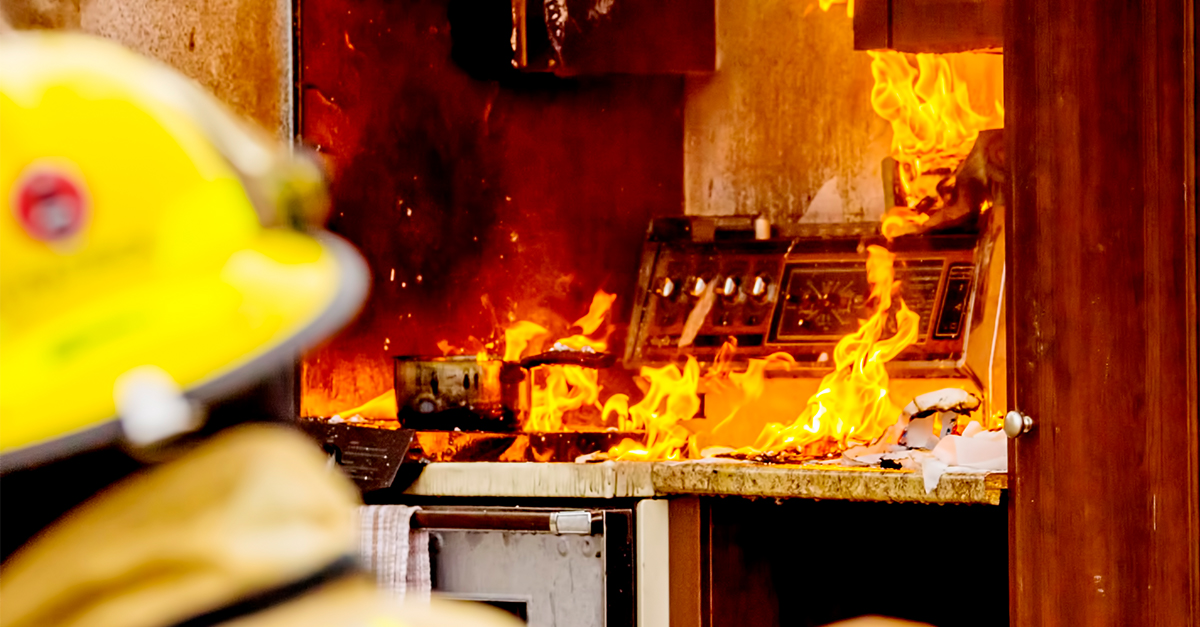 Household Tips for Fire Safety