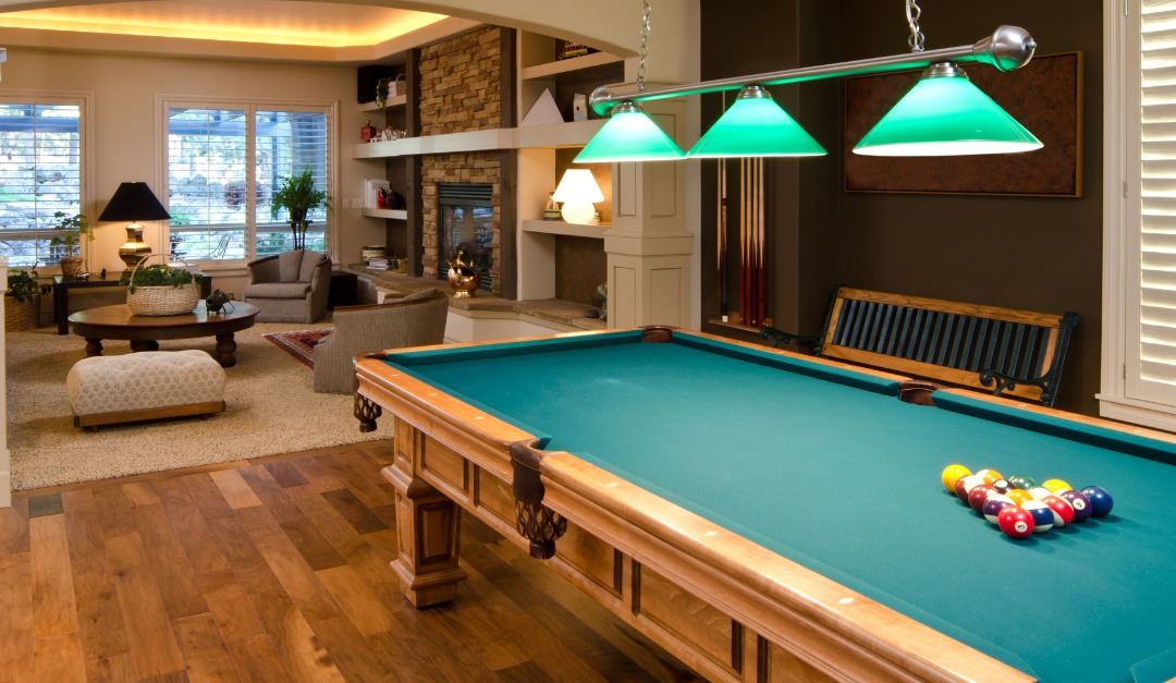 4 Tips for Creating a Billiard Room in Your Home